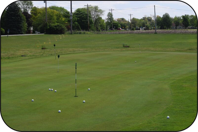 Pittsboro Golf Course Putting Green